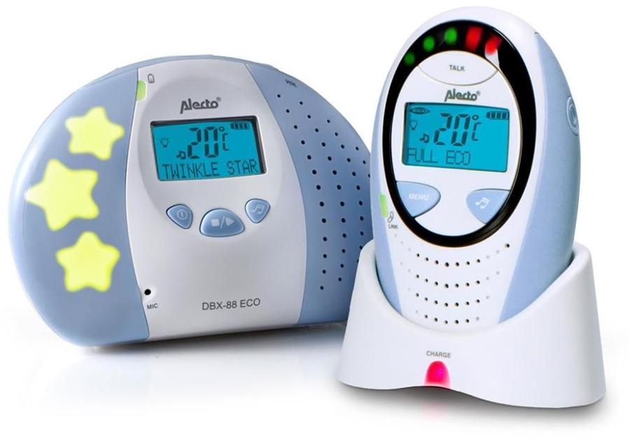 Alecto DBX-88 ECO babyfoon - in Veiligheid