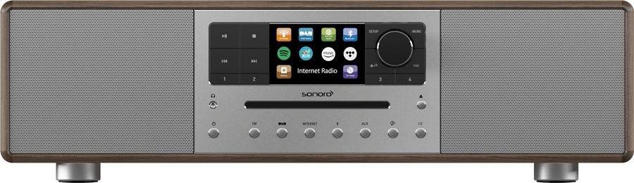 Sonoro Meisterstuck V4 DAB+ internetradio - in Radio's