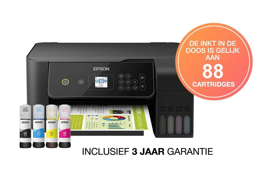 Epson EcoTank ET-2720 Afdrukken zonder inktpatronen