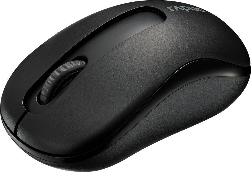 Rapoo M10PL Opische muis - in PC-Accessoires