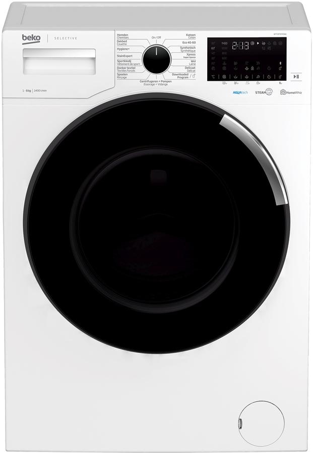 Beko WTV9737XSN1 wasmachine - in Wasmachines
