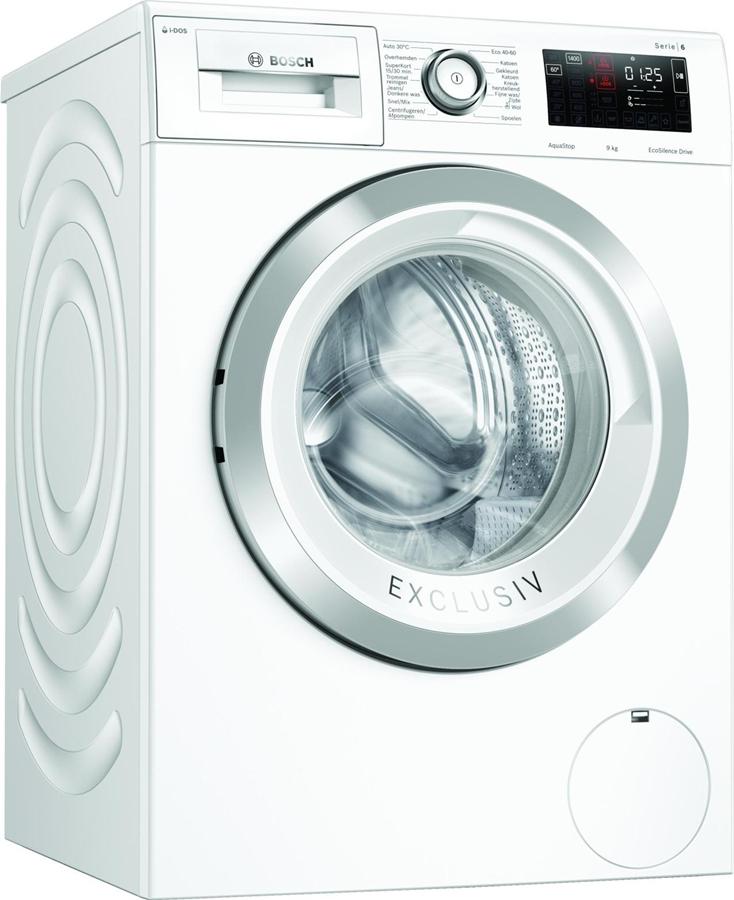 Bosch WAU28P90NL Serie 6 EXCLUSIV wasmachine - in Wasmachines