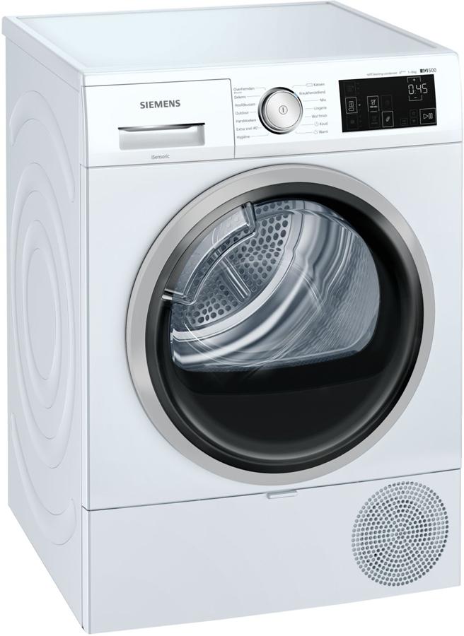 Siemens WT7U4600NL iQ500 warmtepompdroger