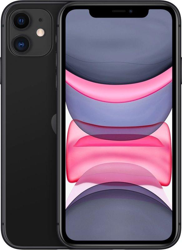 Apple iPhone 11 64GB zwart - in Smartphones