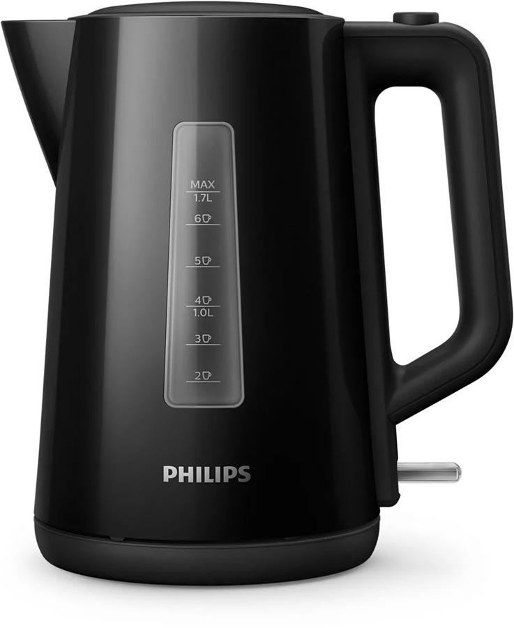Philips HD9318/20 zwart - in Waterkokers