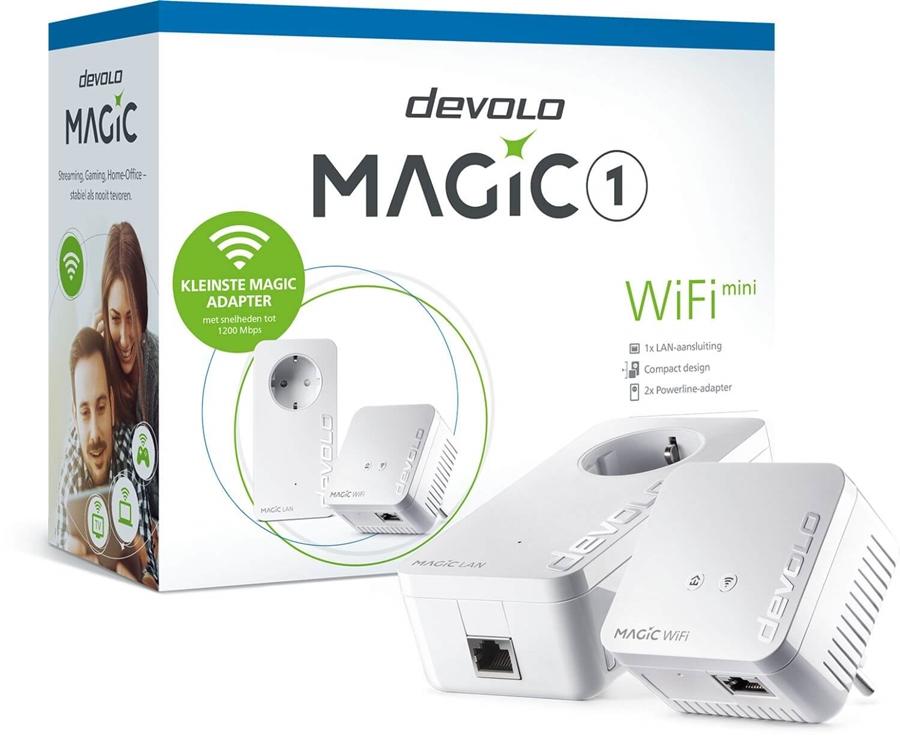 Devolo Magic 1 WiFi mini Starter Kit (2 stations) - 8566
