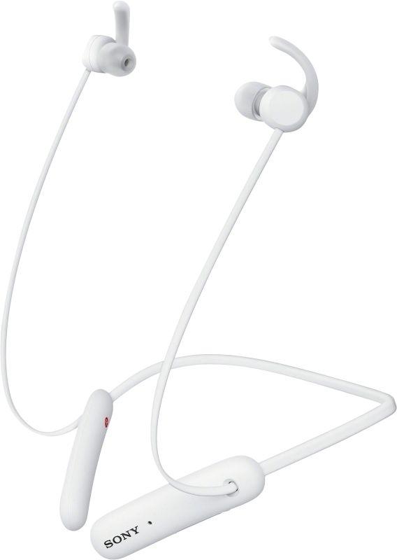Sony WI-SP510 In-ear oordopjes Wit