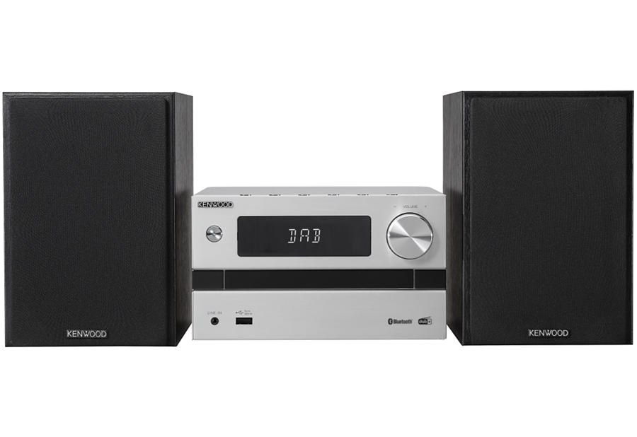 Kenwood M-720DAB Stereo set met DAB+