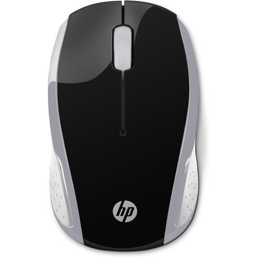 HP 200 Draadloze muis silver - in PC-Accessoires