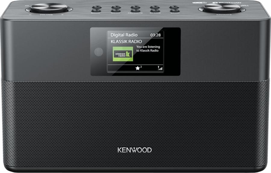 Kenwood CR-ST80DAB-BB DAB+ radio - in Radio's