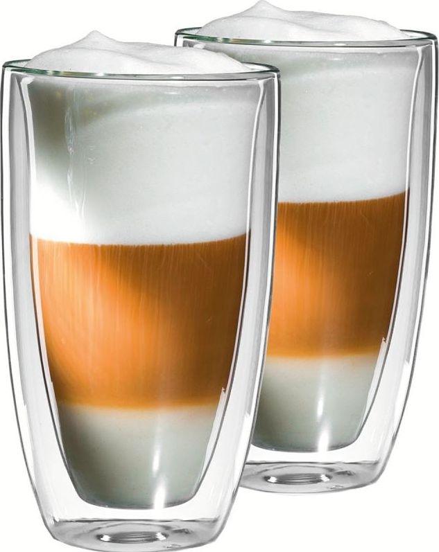 JURA latte macchiato glas 135mm (2 stuks) - in Koffieglazen