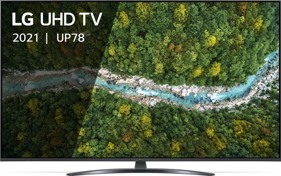 LG 55UP78006LB 4K LED TV (2021)