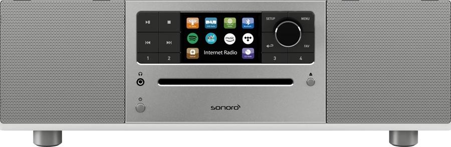 Sonoro Prestige SO-330 V3 Internetradio met DAB+ - in Radio's