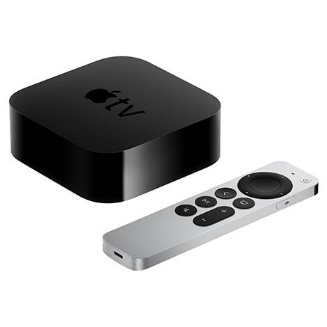 Apple TV HD met new Siri remote 32 GB