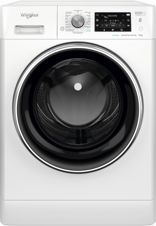 Whirlpool FFDBE 9638 BCEV F wasmachine - in Wasmachines