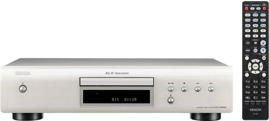 Denon DCD-600NE CD-speler - in Radio's