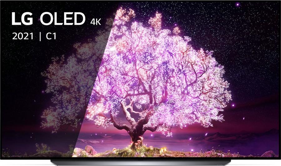 LG OLED83C14LA 4K OLED TV (2021)