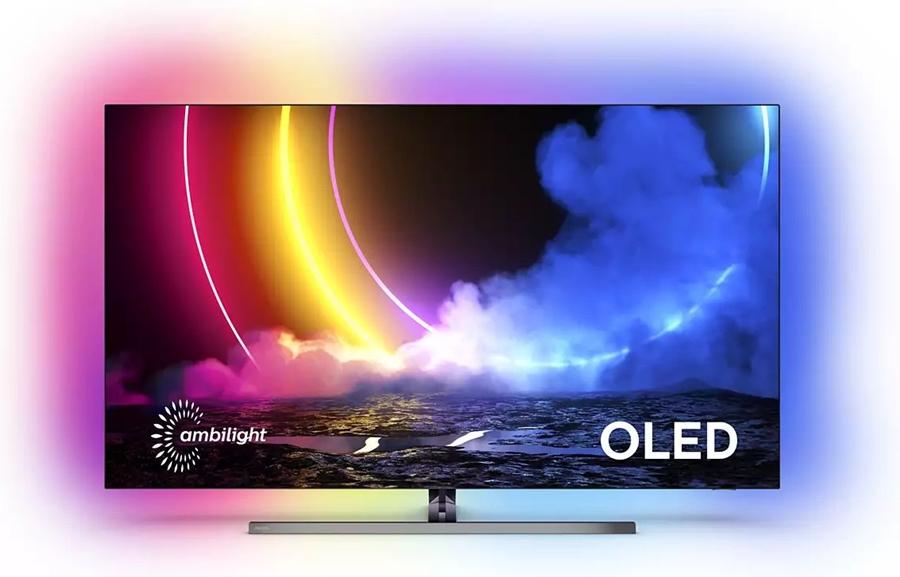 Philips 55OLED856 4K OLED TV (2021)