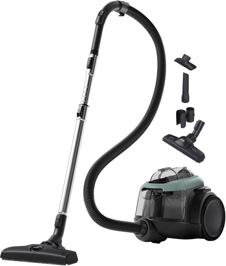 AEG AL61C2OG 6000 CLEAN stofzuiger zonder zak - in Huishoudelijke apparaten