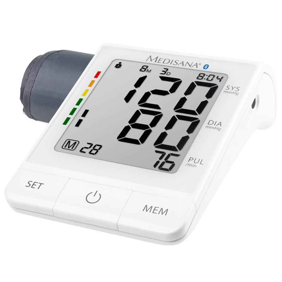 Medisana BU 530 connect bovenarm bloeddrukmeter wit Bloeddrukmeter