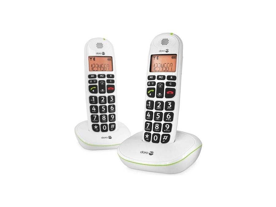 Doro PhoneEasy 100W Duo Huistelefoon - in Vaste telefoon