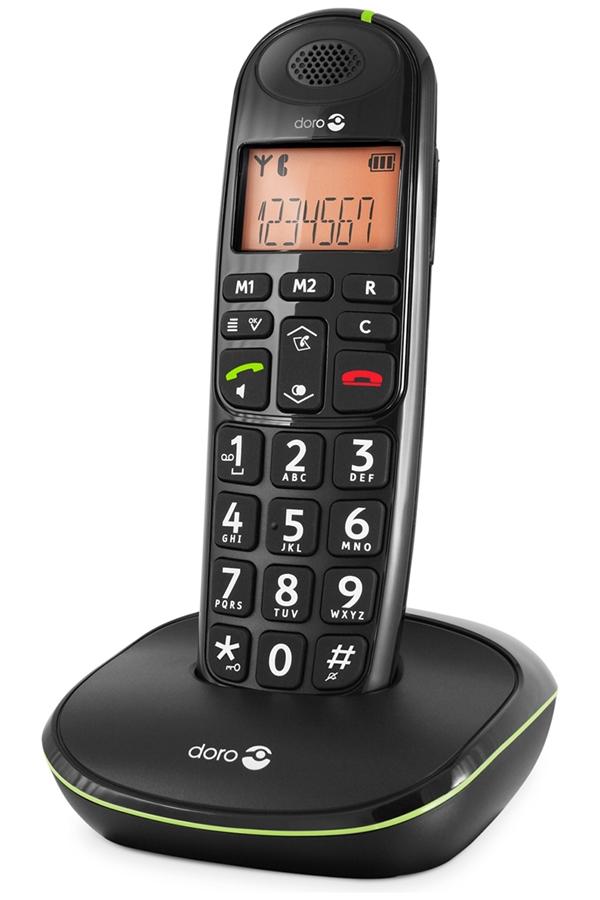 Doro PhoneEasy 100W Huistelefoon - in Vaste telefoon