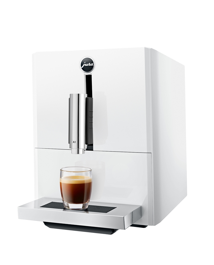 jura a1 piano white espressomachine kopen. Black Bedroom Furniture Sets. Home Design Ideas