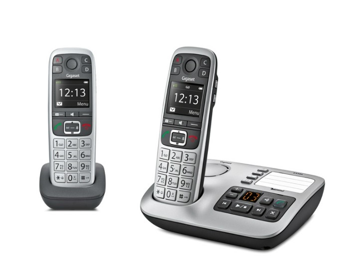 Gigaset E560A Duo - in Vaste telefoon