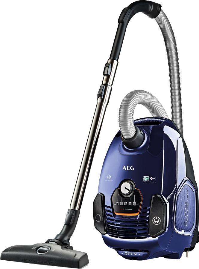 AEG VX7-2-DB stofzuiger met zak - in Huishoudelijke apparaten