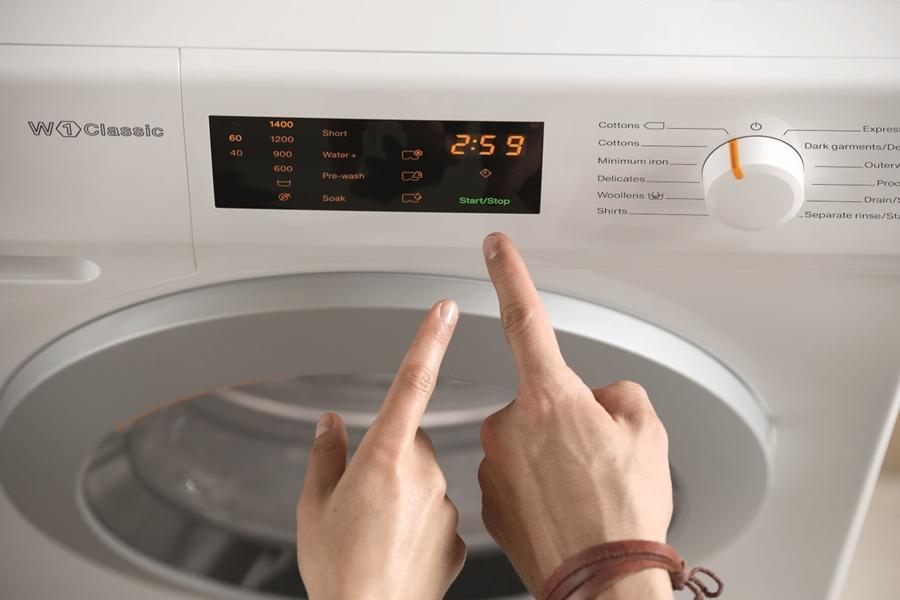 miele wdb 030 wps wasmachine kopen. Black Bedroom Furniture Sets. Home Design Ideas