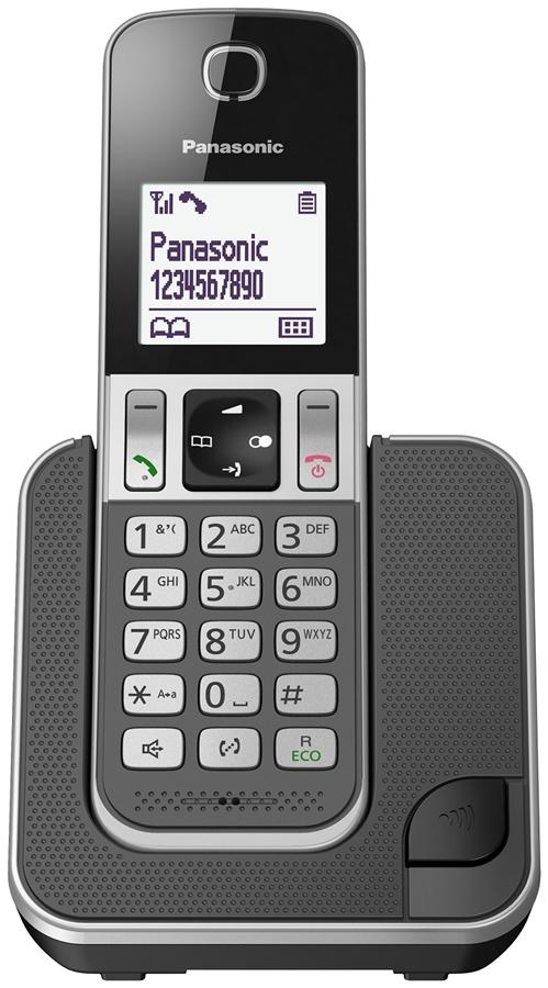 Panasonic KX-TGD310NLG Huistelefoon - in Vaste telefoon