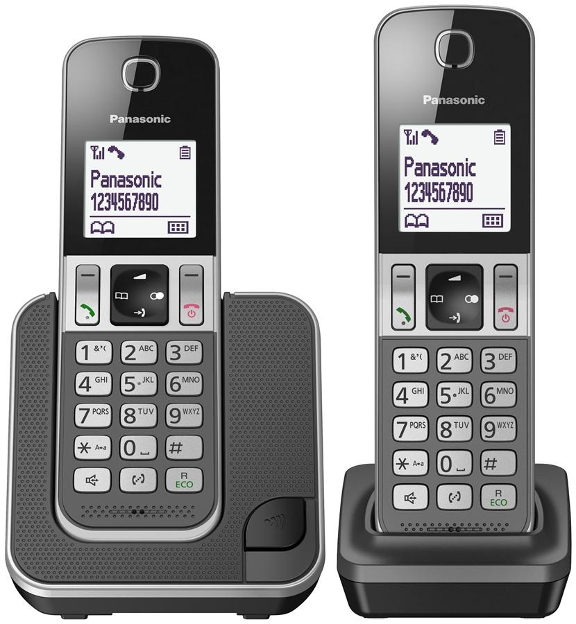 Panasonic KX-TGD312NLG Huistelefoon - in Vaste telefoon