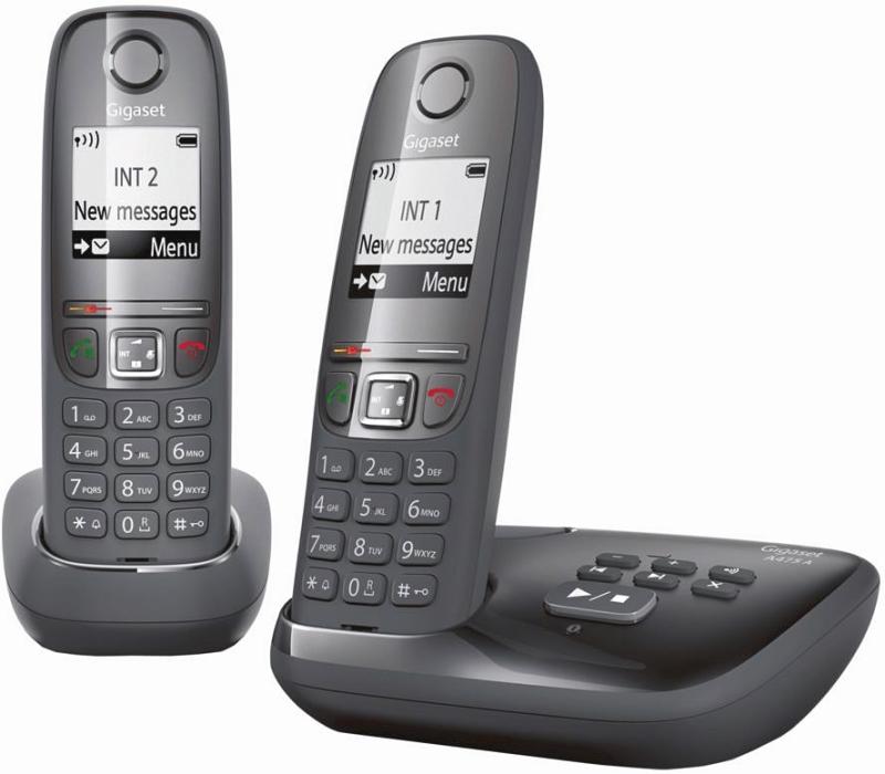 Gigaset A475A Duo Huistelefoon - in Vaste telefoon