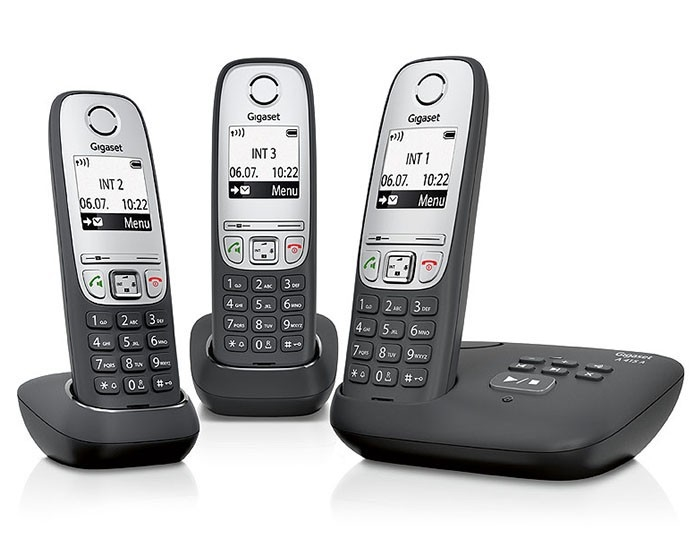 Gigaset A415A Trio Huistelefoon - in Vaste telefoon
