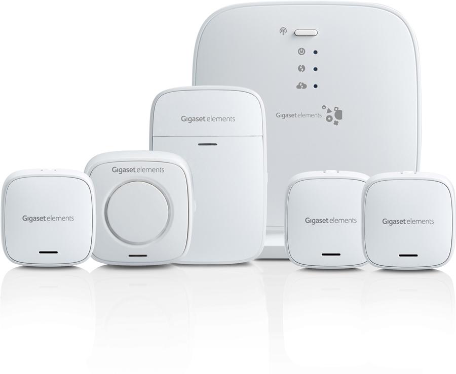 Gigaset Alarm M Beveiligingssysteem - in Camerabewaking