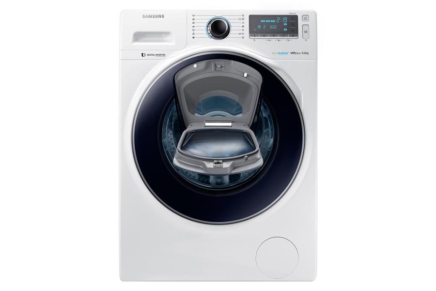 samsung ww90k7605ow addwash wasmachine kopen. Black Bedroom Furniture Sets. Home Design Ideas