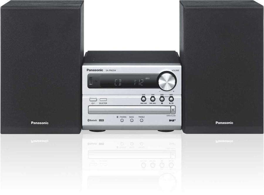 Panasonic SC-PM250EG-S Microset