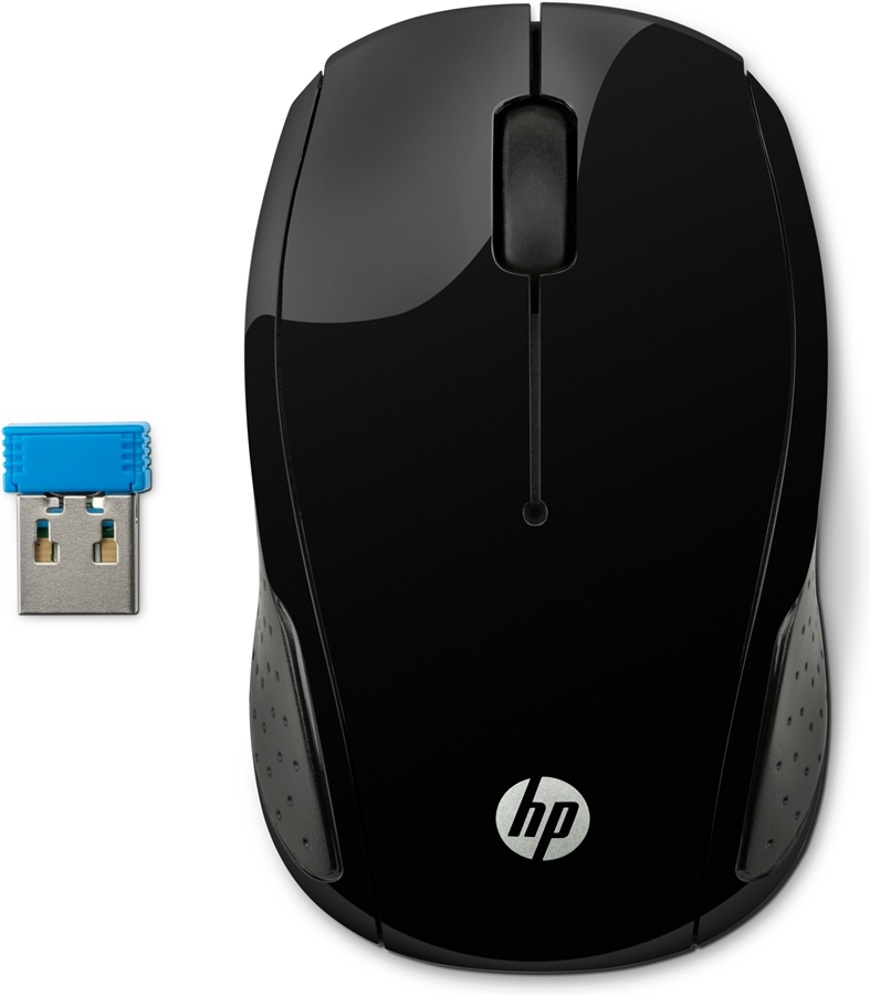 HP 200 Draadloze muis zwart - in PC-Accessoires