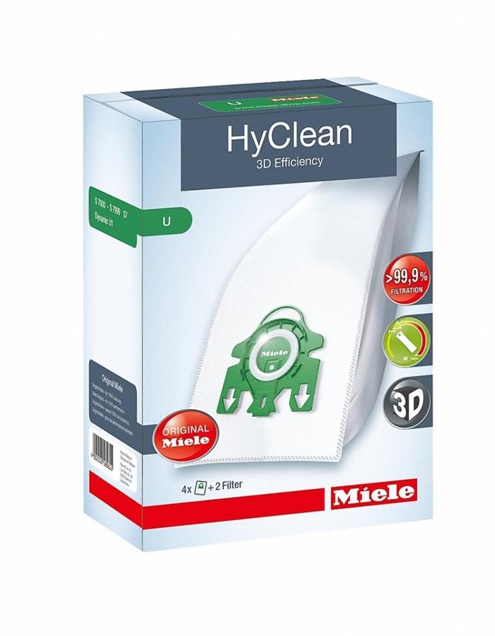 Miele HyClean 3D Efficiency U stofzuigerzakken