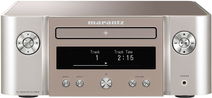 Marantz M-CR612 Melody X Microset - in Radio's