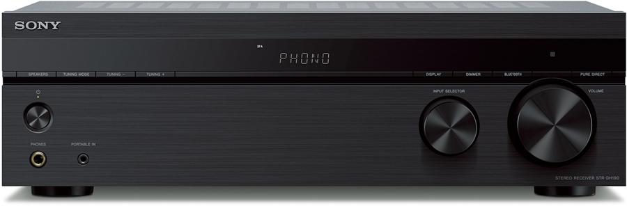Sony STR-DH190 Stereo Receiver