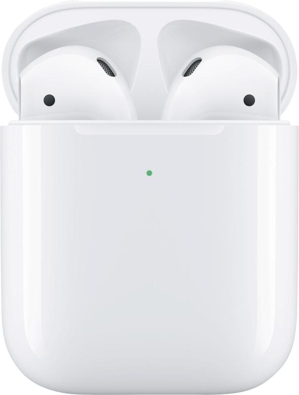 Apple AirPods 2 met draadloos oplaadbare oplaadcase