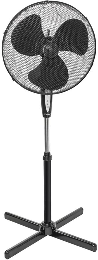 Bestron ASV45ZR vloerventilator met afstandsbediening en digitale timer