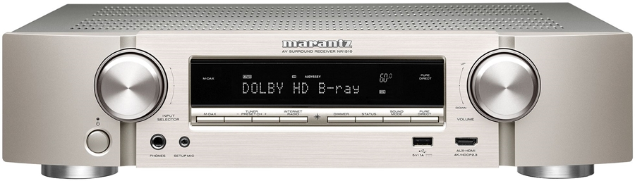 Marantz NR1510 AV-receiver