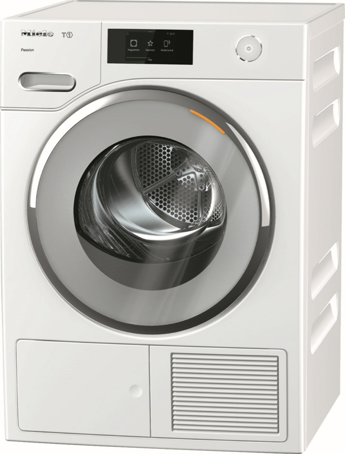 Miele TWV 680 WP T1 Passion WhiteEdition warmtepompdroger