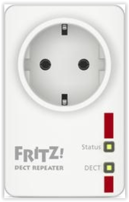 AVM FRITZ!DECT Repeater 100 Edition International