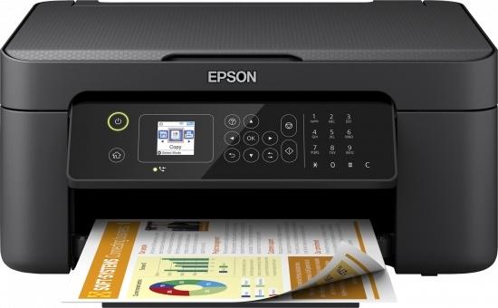 Epson WorkForce WF-2810DWF 4-in-1 inkjetprinter