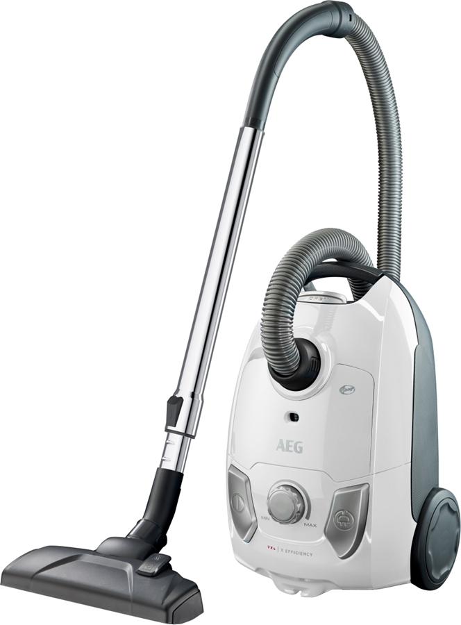 AEG VX4-1-IW-P stofzuiger met zak - in Huishoudelijke apparaten