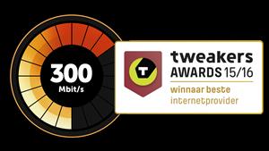 Tweakers award ziggo internet