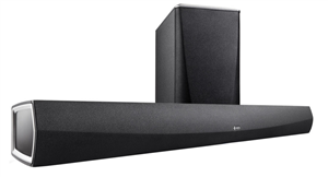 Soundbar met subwoofer